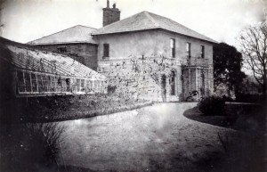 Castle Green House ca 1880 by J T Mathias (Glen Johnson Collection)