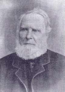 Rev. Evan Thomas, Minister of Bethania 1850-54