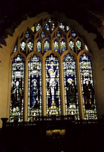 East Window in September 2009 (c) Cath Lloyd