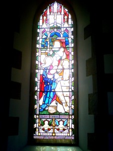 R. D. Jenkins Memorial Window in 2011 (c) Glen K Johnson