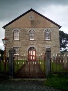 Tyrhos Chapel in August 2011 (c) Glen K Johnson