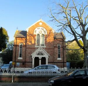 Mount Zion Chapel, 18/12/2012 (c) Glen K Johnson