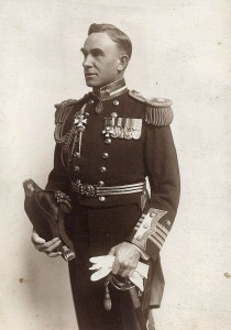 Admiral H W W Hope (Glen Johnson Collection)