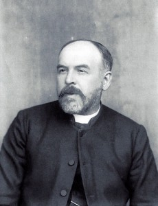 Rev. J Myfenydd Morgan, Vicar of St. Dogmaels (Glen Johnson Collection)