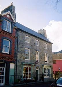 Greystone House in February 2007 (c) Glen K Johnson