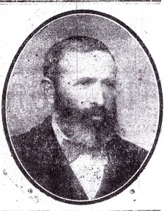 William Gwynne circa 1905 (Cardigan & Tivy-Side Advertiser)