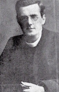 Rev. J. Maelwyn Hughes, Minister of Tabernacl 1896-1917 (Glen Johnson Collection)