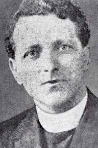 Rev. R. R. Williams, Minister of Tabernacl, 1920's (Glen Johnson Collection)