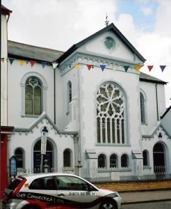 Tabernacle Chapel in August 2009 (c) Glen K Johnson
