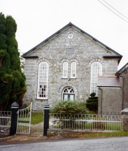 Glanrhyd Chapel in October 1998 (c) Glen K Johnson