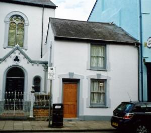 Rachel Evans' house? No. 7 Pendre in August 2009 (c) Glen K Johnson