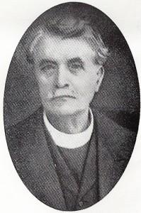 Rev. T. Esger James, Minister of Capel Mair 1910-35 (Glen Johnson Collection)