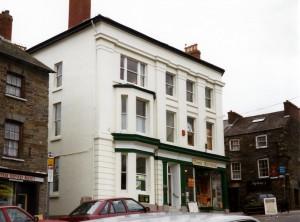 New Manchester House, November 1998 (c) Glen K Johnson