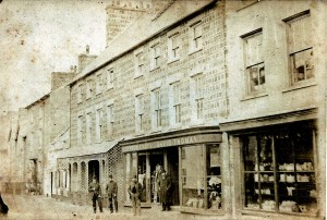 No. 44-47 Pendre in the 1890's (Glen Johnson Collection)