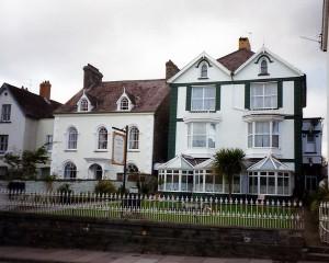Highbury and Stanley House in November 1998 (c) Glen K Johnson