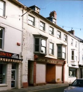 No. 37 High Street in February 1998 (c) Glen K Johnson