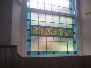 Window at Bethsaida, 01/08/2010 (c) Glen K Johnson