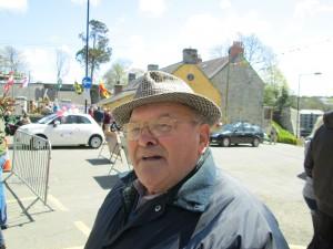 Melfydd George, 27/04/2013 (c) Glen K Johnson