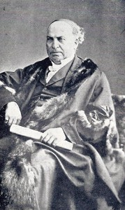 Asa Johnes Evans, Mayor of Cardigan 1875-76 (Glen Johnson Collection)