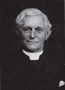 Rev. John Price circa 1930 (Glen Johnson Collection)