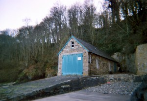 Old Lifeboat Station in February 2008 (c) Glen K Johnson