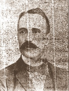 John Daniel, Mayor of Cardigan, 1904 (Cardigan & Tivy-Side Advertiser)