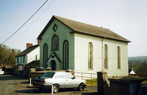 Tabernacle Chapel in March 2000 (c) Glen K Johnson