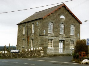 Penybryn Baptist Chapel in March 1999 (c) Glen K Johnson
