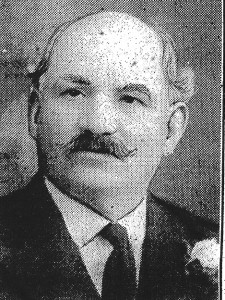 James Thomas, Mayor of Cardigan, 1935 (Cardigan & Tivy-Side Advertiser)