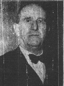 Arthur Howell Thomas, ca. 1957 (Cardigan & Tivy-Side Advertiser)