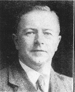 William James Morgan, Mayor of Cardigan, 1942 (Cardigan & Tivy-Side Advertiser)