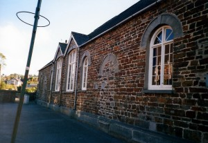 St. Dogmaels Council School in October 2001 (c) Glen K Johnson