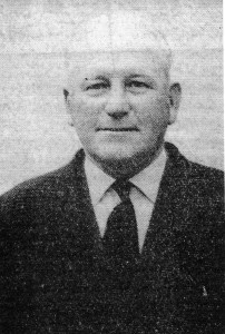 Owen M Owen in 1967 (Cardigan & Tivy-Side Advertiser)