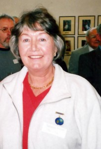 Barbara Myers in 2003 (c) Glen K Johnson