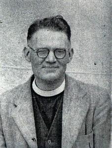 Rev. T. M. Thomas, Minister of Capel Degwel, 1930's (Cardigan & Tivy-Side Advertiser)
