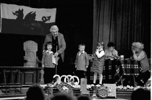 Mair Garnon-James at Eisteddfod Lland'och 2000 (c) Norman High