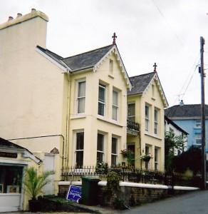 Norwood House in November 2007 (c) Glen K Johnson