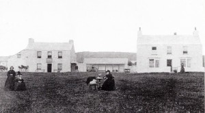 The Gwbert Inn, 1877 (Glen Johnson Collection)