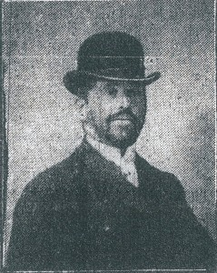Mr. William Phillips of Hendre circa 1915 (Cardigan & Tivy-Side Advertiser)