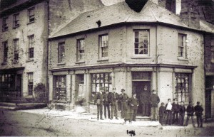 No. 59 & 60 Pendre in the 1870's (Glen Johnson Collection)