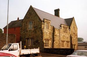 Former National School in September 1998 (c) Glen K Johnson