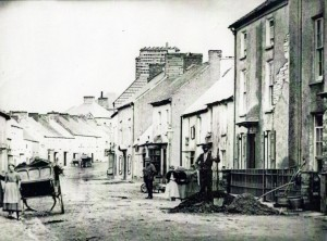 Pendre circa 1869 - No. 55 on right of image (Glen Johnson Collection)