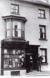 Welsh Stores, No. 42 Pendre, 1930 (Glen Johnson Collection)